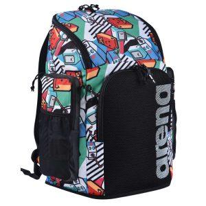 Arena Team 45 All Over Milkshake Printed Swim Backpack