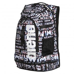 Arena Fastpack 2.2 Neon Glitch Allover Backpack