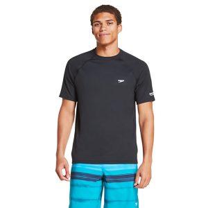 Speedo Men's New Easy Short Sleeve Swim Shirt