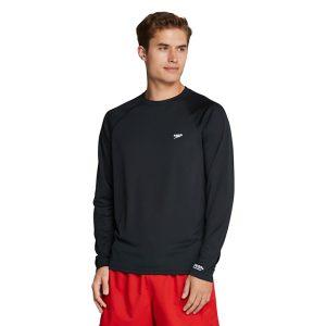 Speedo Men's New Easy Long Sleeve Swim Shirt