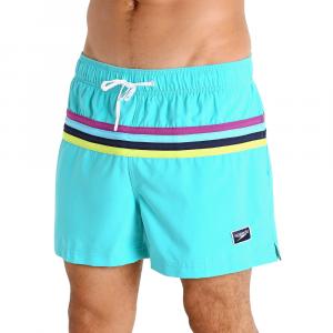 "Speedo Men's Colorblock Vibe Volley 14"" Shorts Swimsuit"