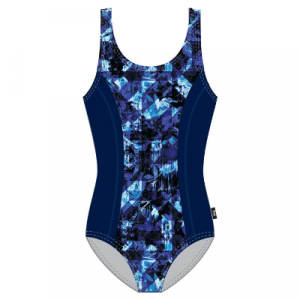 TYR Women's Makai Aqua Tank One Piece Swimsuit