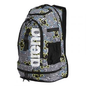 Arena Fastpack 2.2 Crazy Labyrinth Allover Backpack