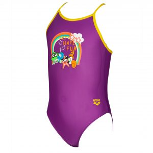 Arena Girl's AWT One Piece Swimsuit
