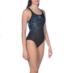 Arena Women's Brilliance Swim Pro Back One Piece Swimsuit