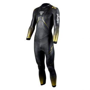 Phelps Men's Phantom 2.0 Triathlon Wetsuit