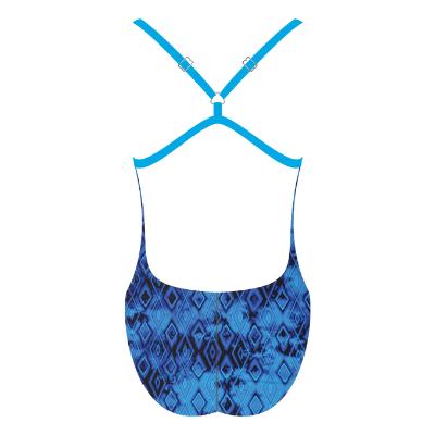 TYR Women's Glacial Microfit One Piece Swimsuit