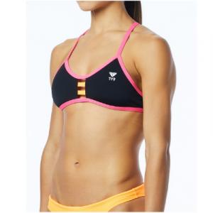 TYR Women's Pacific Tieback Bikini Top