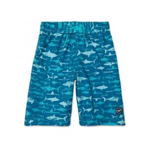 Speedo Boy's Ocean Depths Printed Swimshorts