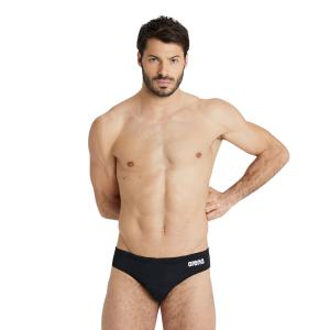 Arena Men's Solid Brief Swimsuit