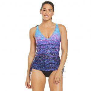 TYR Women's Arctic V-Neck Sheath One Piece Swimsuit