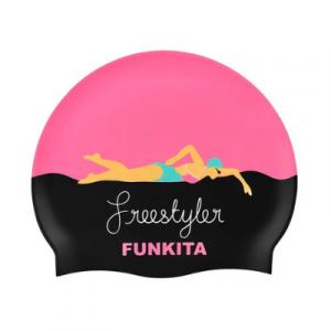 Funkita Freestyler Silicone Swim Cap