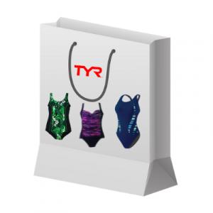 Women's TYR Aqua Fit Grab Bag One Piece Swimsuit FINAL SALE