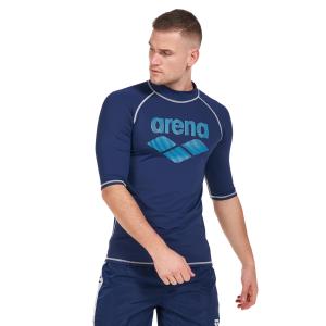 Arena Men's Short Sleeve Rashguard