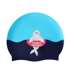 Funky Trunks Wallyrus Silicone Swim Cap