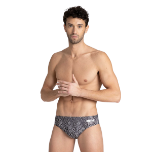 Arena Men's Kikko Brief Swimsuit